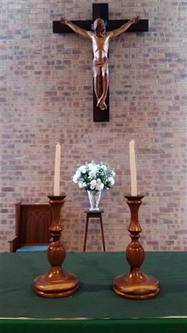 Altar Candle Stands
