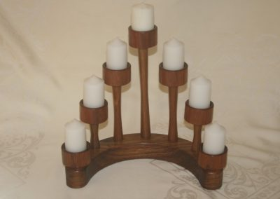 Tenebrae Candle Stand