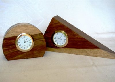 Custom designed clocks