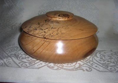 Jacaranda Jewellery Box